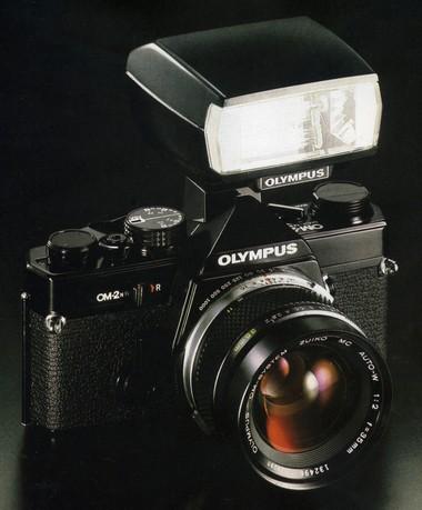 OM2 con flash dedicato T20
