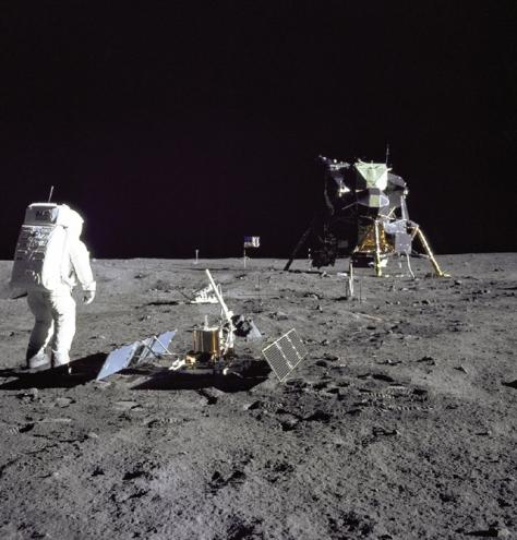 Esperimenti scientifici sulla Luna