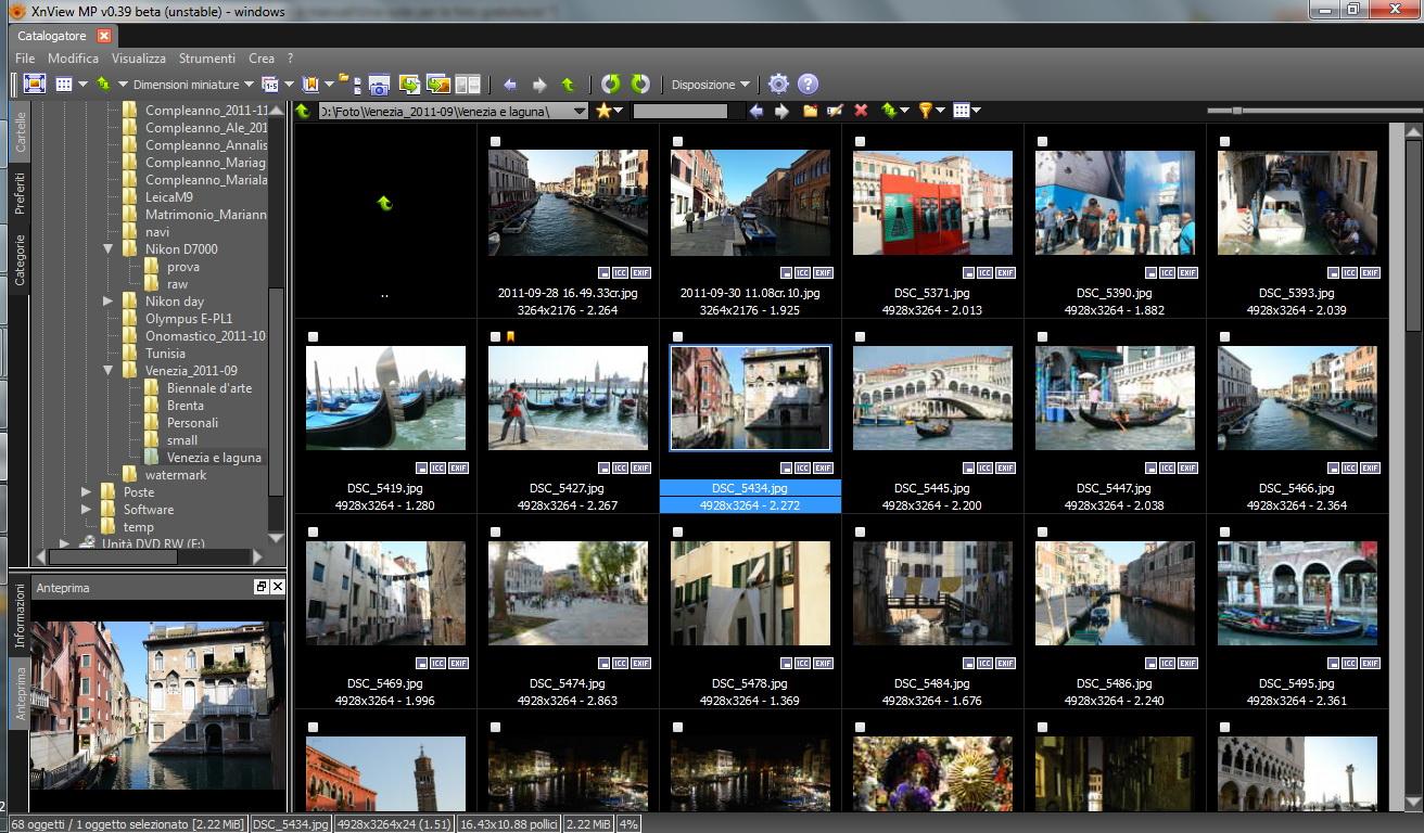 Una suite software gratuita per fotografia for Software di architettura gratuito online