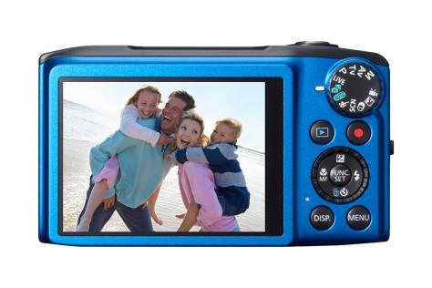 PowerShot SX270HS BLUE BCK