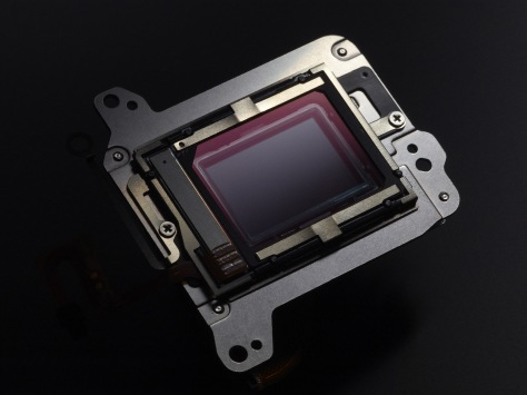 EOS 70D AMBIENT SELF CLEANING SENSOR UNIT