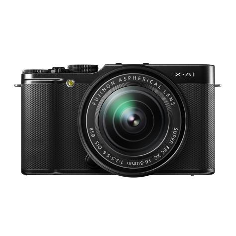 X-A1_Black_Front_16-50mm-r82
