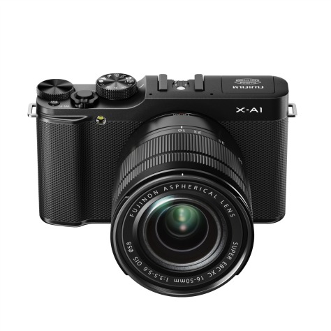 X-A1_Black_Front_High_angle_16-50mm-r82