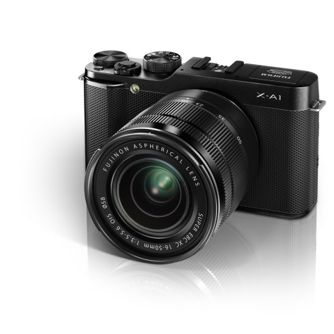 X-A1_Black_Front_Left_16-50mm_Ref-r82