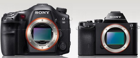Sony A99 - A7