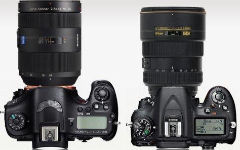Sony 99 Zeiss 24-70/2,8 - Nikon D7100 17-52,8