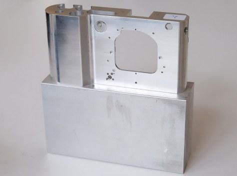 Alluminio prima e dopo la lavorazione