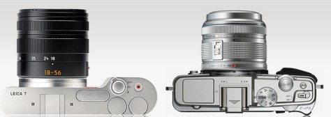 Leica-T_Olympus-E-P5_top_lens