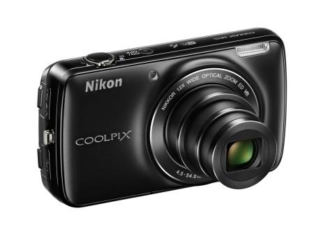 Nikon Coolpix S810c_BK_front34r_lo_t_rid