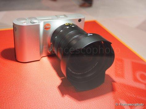 Leica T con Vario-Elmar t 18-56 mm f/3,5-5,6