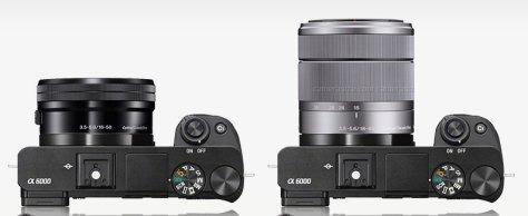 Sony 16-50 - Sony 18-55