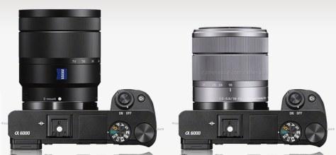 Zeiss 16-70 - Sony 18-55