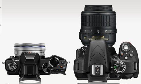 E-M10_D3300_top_lens
