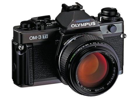 Olympus OM-3 Ti