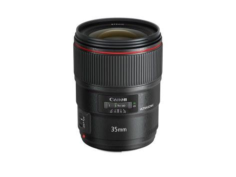 Canon EF 35mm f1s.4L II USM FRA