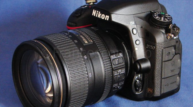 Nikon D750: test