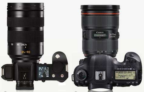 Leica_SL-Canon_5D III_top-lenst
