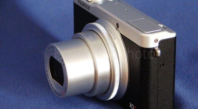 Fujifilm XQ2: test