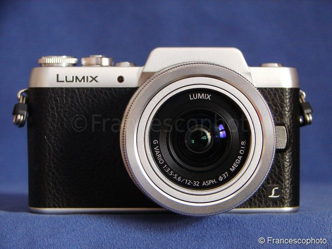 Panasonic GF7: test
