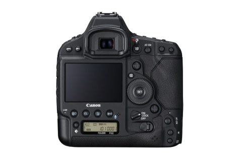 EOS-1D X Mark II BODY BCK