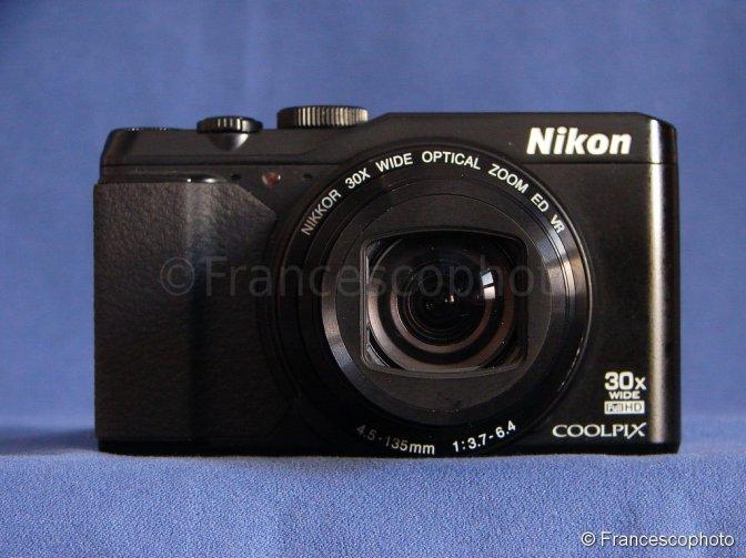 Nikon S9900: test
