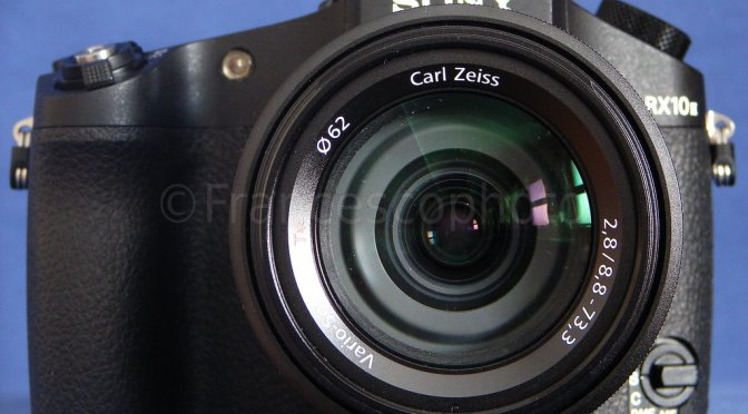 Sony RX10 II: test