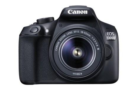 EOS_1300D EF-S18-55 III FRT