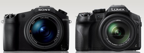 Sony RX10 II - Panasonic FZ300