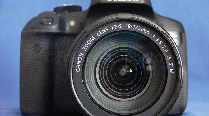 Canon EOS 750D: test