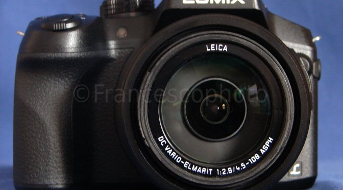 Panasonic FZ300: test