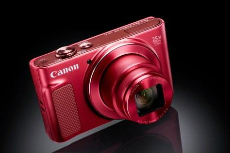Powershot_SX620HS RED BEAUTY FSR BK_Background