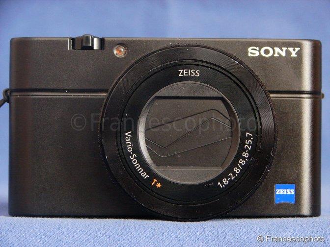 Sony RX100 IV: test