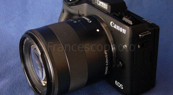 Canon EOS M3: test