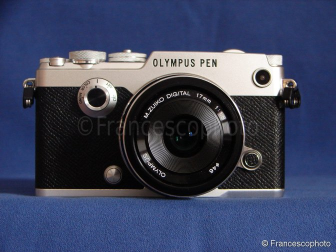 Olympus PEN-F: test