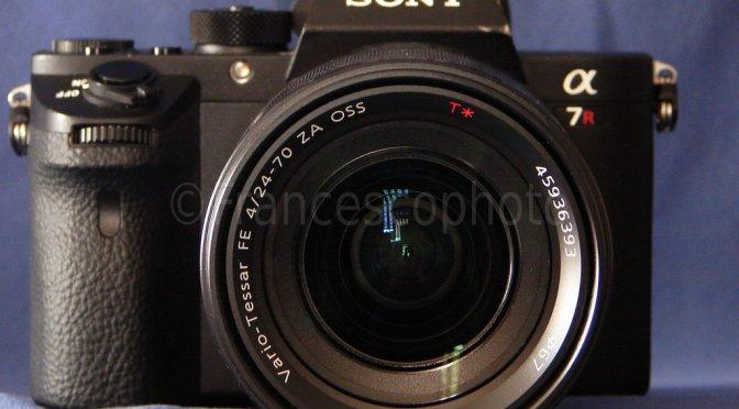 Sony A7R II: test