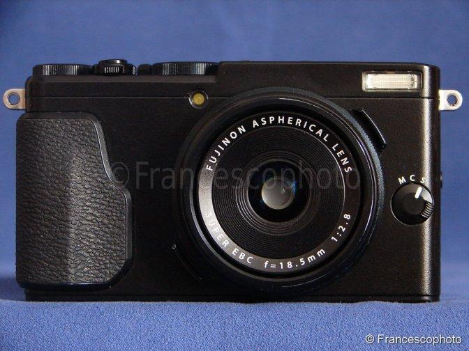 Fujifilm X-70: test