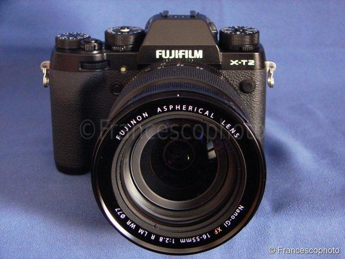 Fujifilm X-T2: test