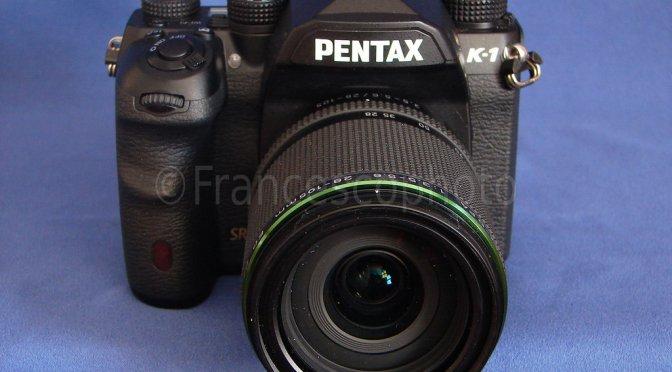 Pentax K1: test