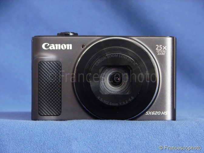 Canon SX620HS: test sprint