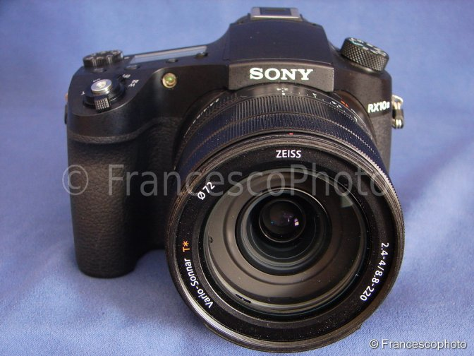 Sony RX10 III: test