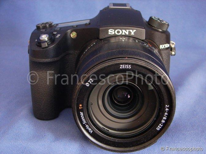 Sony RX10 III: test
