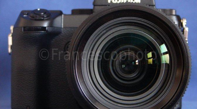 Fujifilm GFX 50S: test
