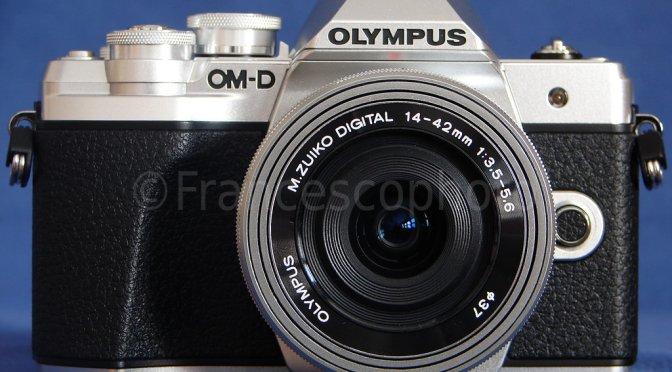 Olympus OM-D E-M10 III: test