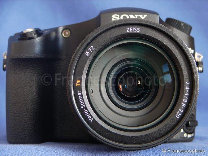 Sony RX10 IV: test