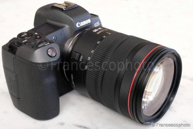 Canon EOS R: impressioni