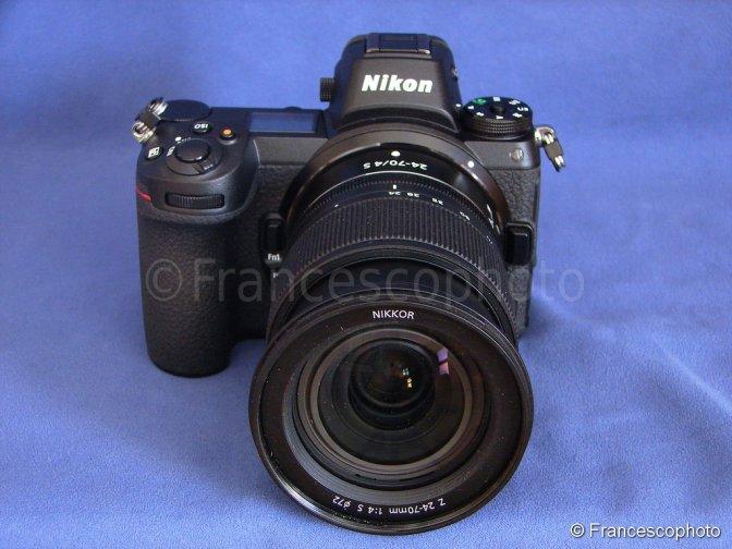 Nikon Z7: test