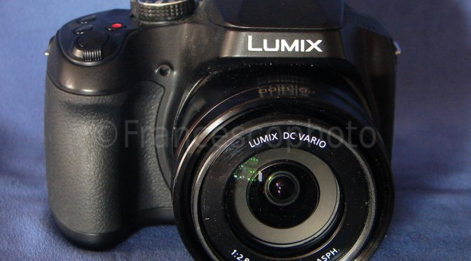 Panasonic FZ82: test