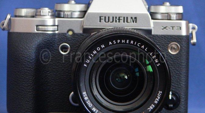 Fujifilm X-T3 e X-T30: test