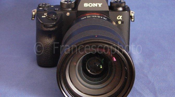 Sony A9: test
