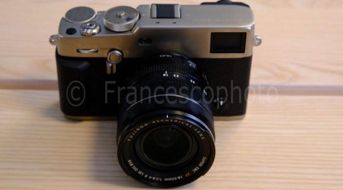 Fujifilm X-Pro3: impressioni